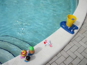 pool toys for swim lessons